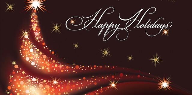 Happy Holidays From: Mayor Kelvin Buck and The Board Of Aldermen