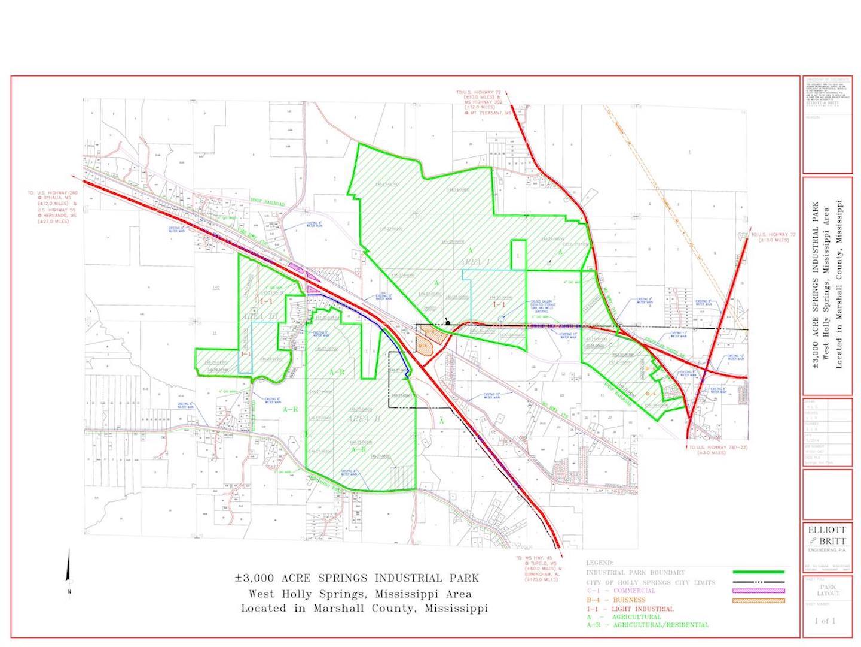 Economic Development – City of Holly Springs