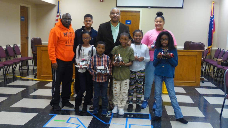 Springs Break Robotics Class